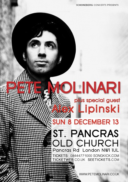 Pete Molinari Poster