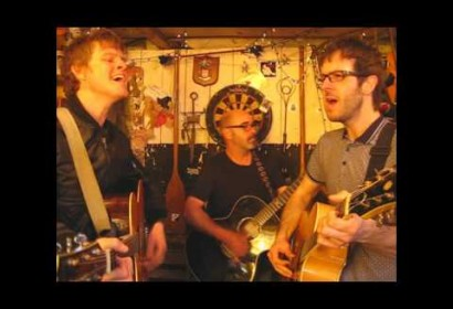 Set The Night On Fire – Phoneys & The Freaks (Songs From The Shed)