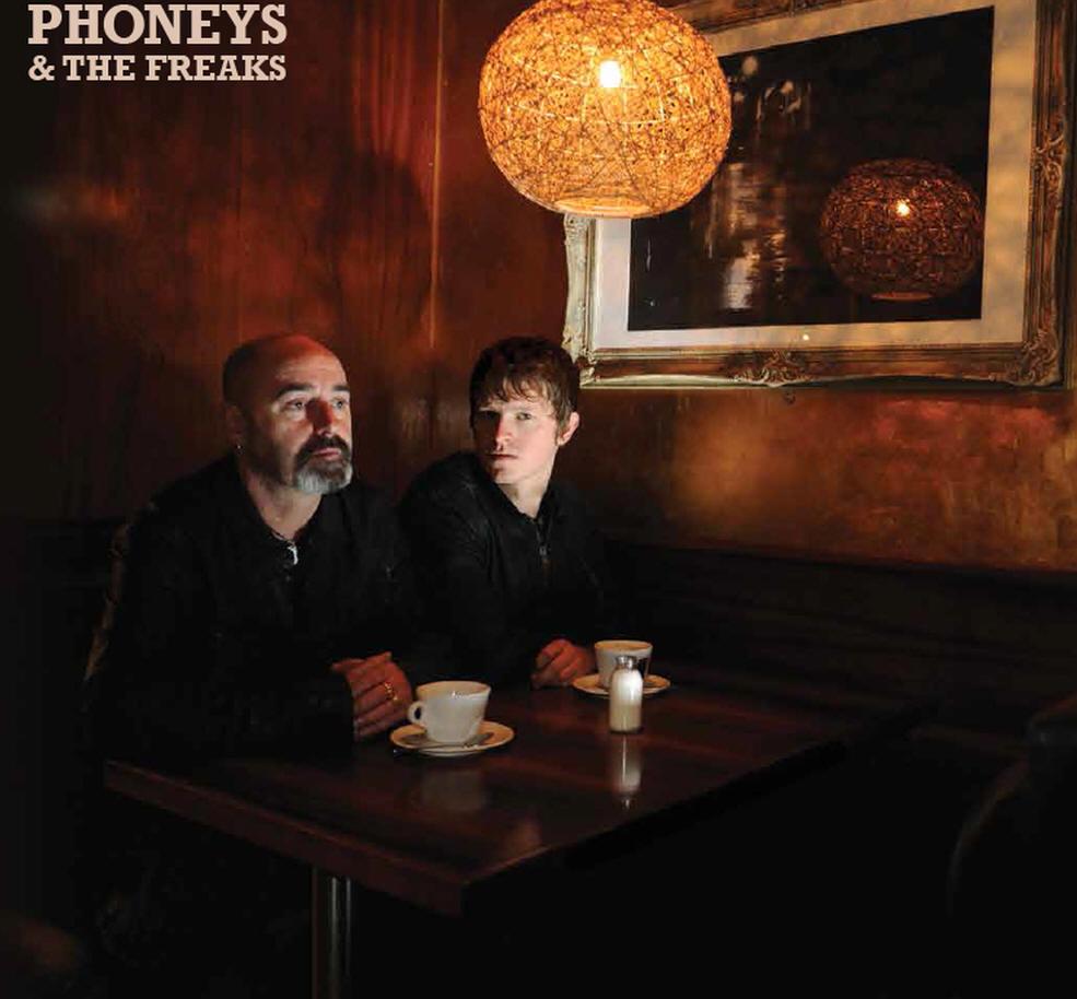 Phoneys & The Freaks EP