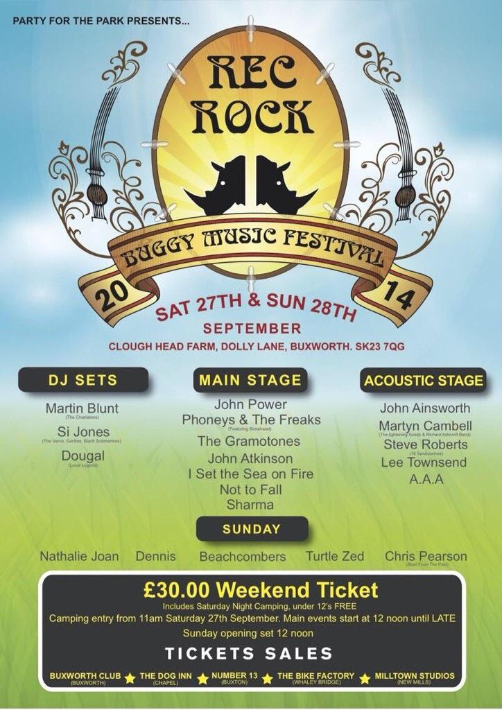 Buxworth Festival